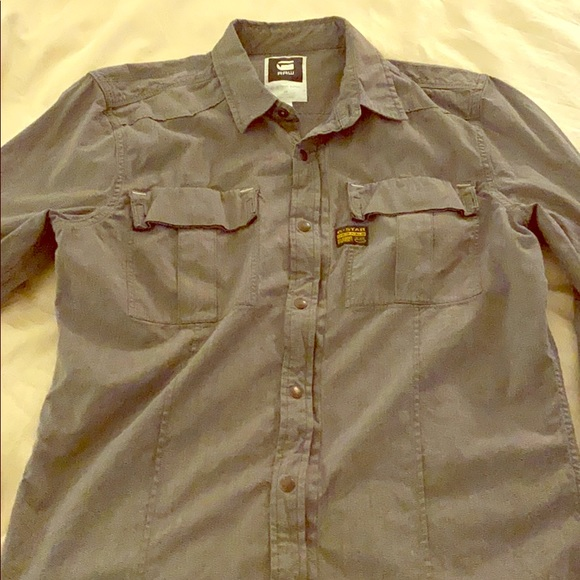 G-Star Other - Men's G Star RAW Button Up size XL